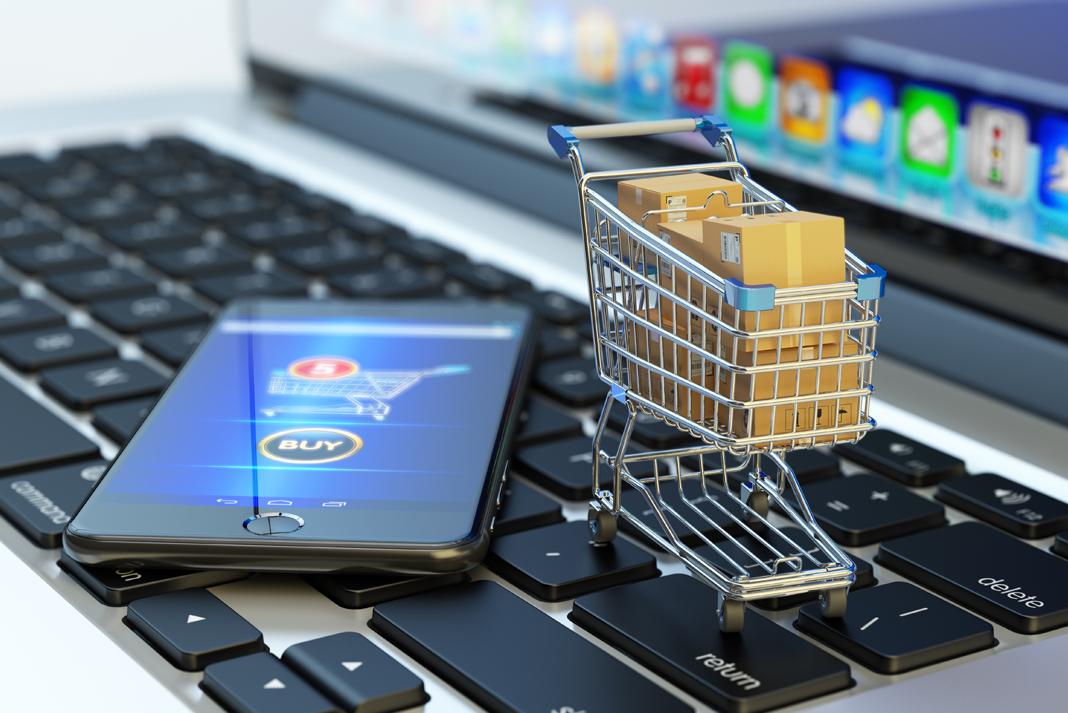 El aumento del comercio electrónico