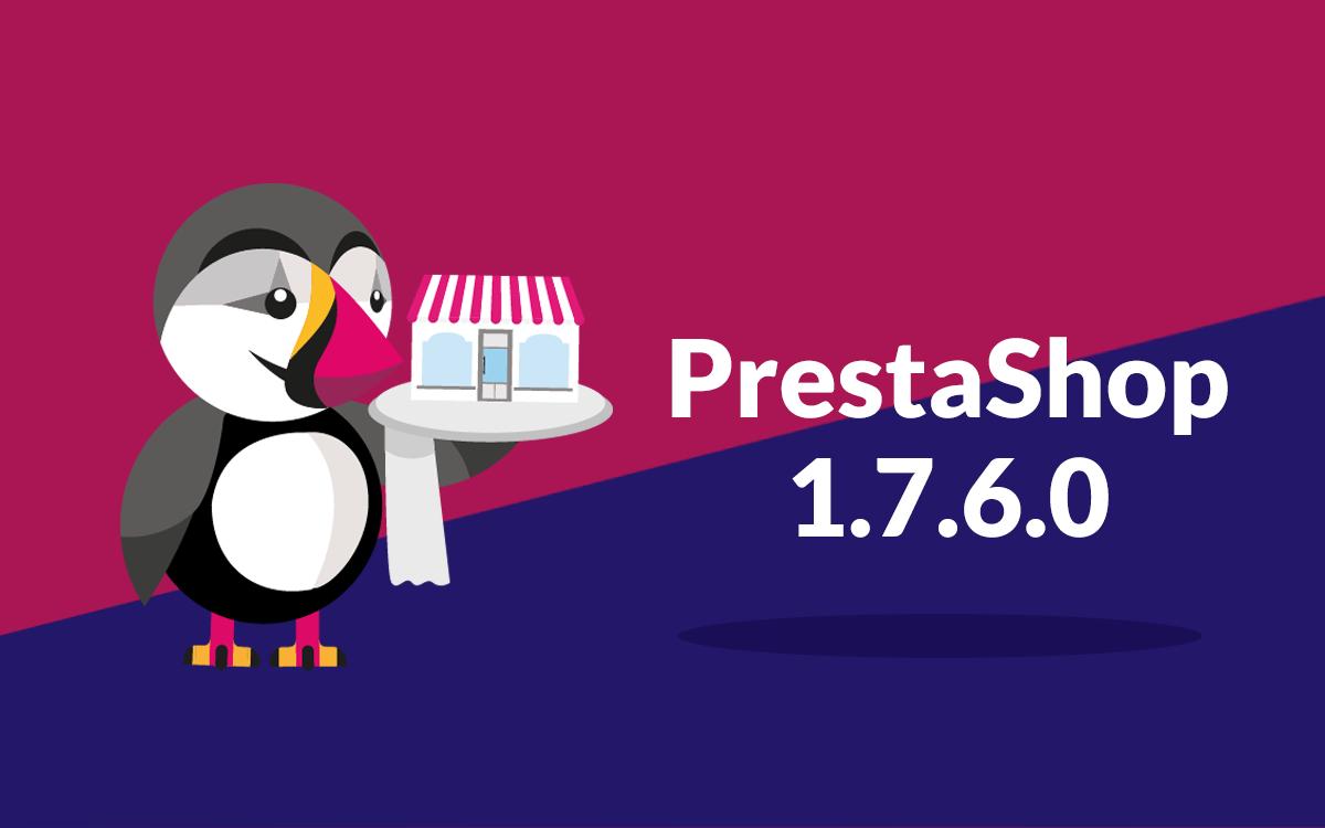 PrestaShop 1.7.6.0