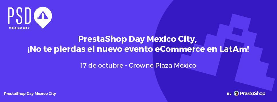 #PSDMexicoCity