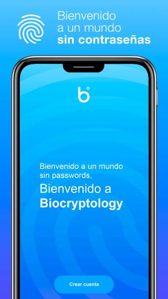 como se utiliza la plataforma de biocryptology