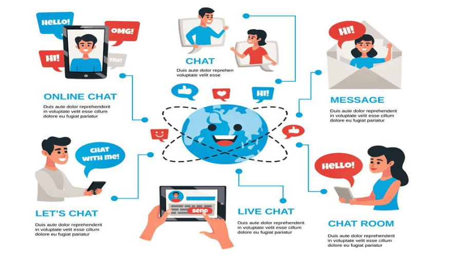 ventajas de utilizar un chat online en un ecommerce