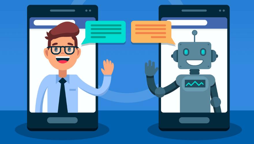 como funciona un chatbot