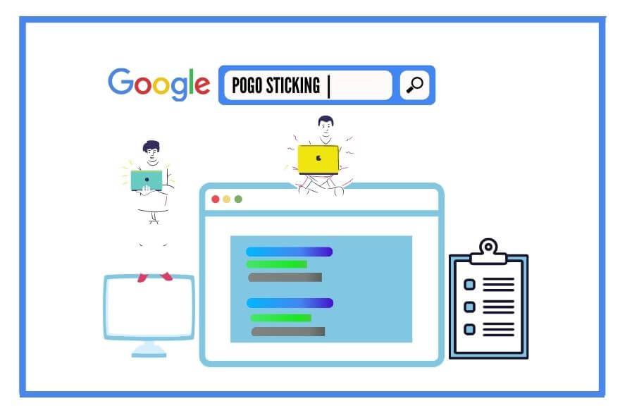 ¿Qué es el Pogo Sticking y cómo afecta al SEO de tu tienda Online?