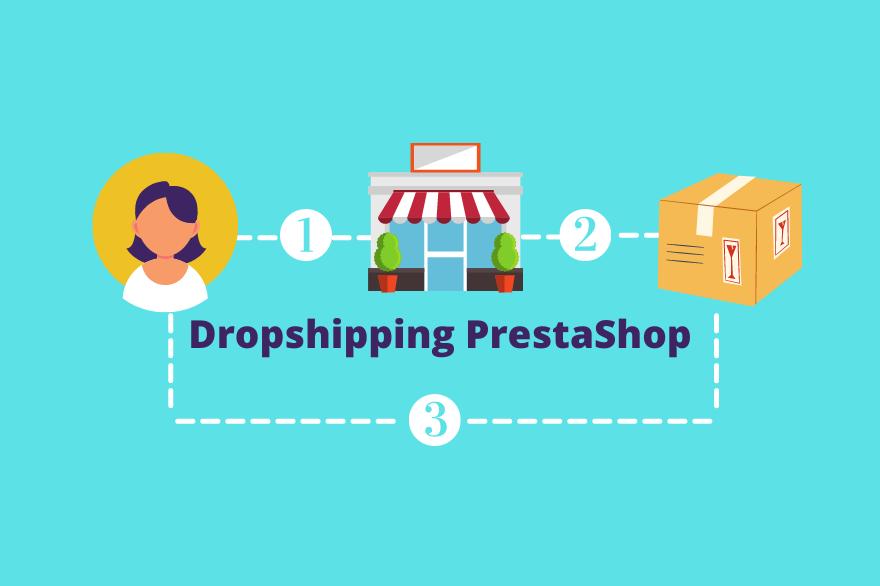 ¿Qué es el dropshipping en PrestaShop y cómo funciona?