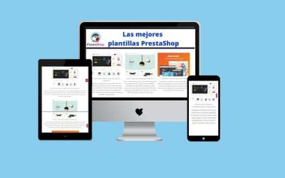 ¿Cuáles son las mejores plantillas de PrestaShop gratis para tu tienda Online?