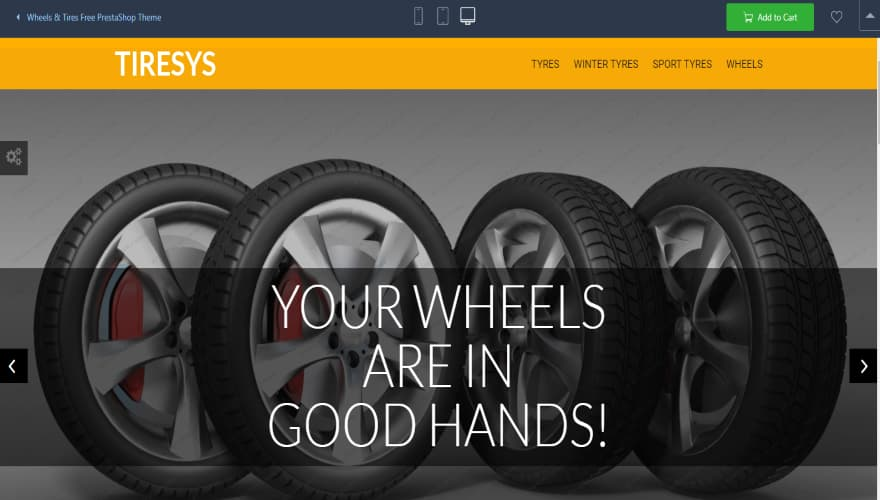 plantilla responsive wheels and tires